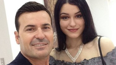 Petrit Lekaj has admitted murdering his daughter Sabrina.