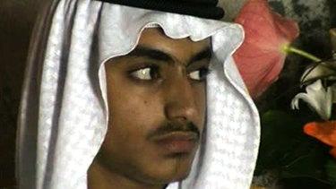 Hamza bin Laden in 2017.