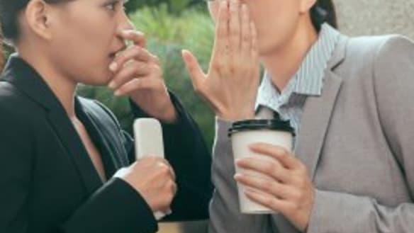 Did you hear? Gossiping helps shape social behaviour
