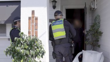 Police visit a woman who recently returned from Bali to ensure she was self-isolating.