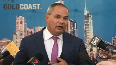 Allegations surrounding Gold Coast mayor Tom Tate have been referred to the Office of the Independent Assessor.