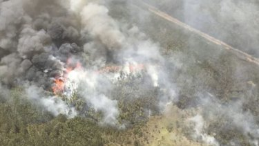 Queensland fire chief worried about resources