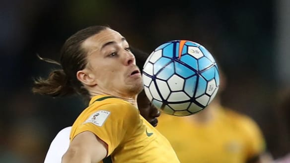From Lou Reed to Seinfeld to Buffy: Meet the Socceroos' odd man out