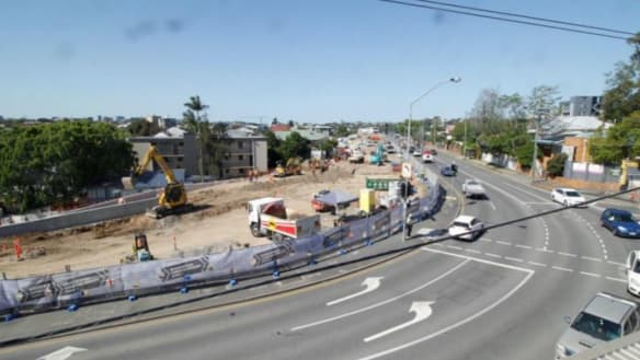 Bridge traffic pinch will still slow two-stage Wynnum Road upgrade