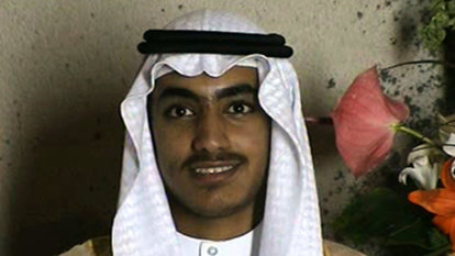 Osama bin Laden's son Hamza is dead, White House confirms