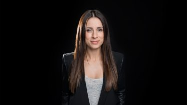 Viola Bechara, who was raised in a proud Lebanese Maronite Catholic family.