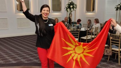Man attacked after Whittlesea mayor's flag-waving stokes up Balkan tensions