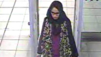 Islamic State bride Shamima Begum stripped of UK citizenship