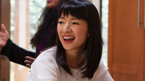 Marie Kondo creates boom for op shoppers but bad news for oceans