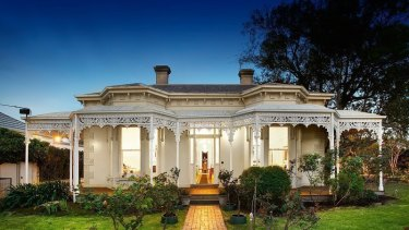 Currajong House in Hawthorn was saved from demolition by Planning Minister Richard Wynne in May.