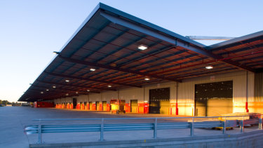 Charter Hall has acquired a logistics asset at 40-66 Lockwood Road, Erskine Park, in Sydney's west, for $115m.