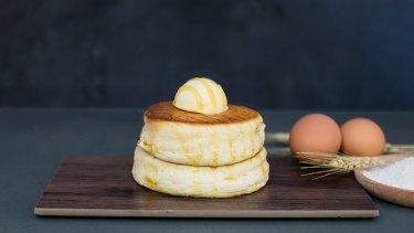 Kumokumo original pancakes.