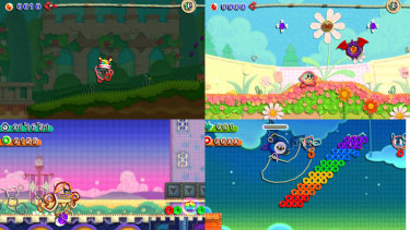 Powerup hats, dangerous devils and a pair of minigames are all new this time around.