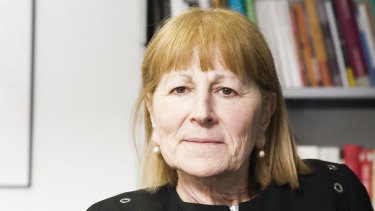 Professor of Sociology at the London School of Economics, Judy Wajcman.