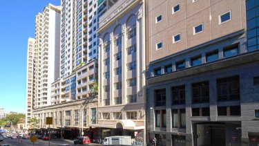 Aceresidences Pty Ltd has leased a strata suite at 301 Castlereagh Street, Sydney