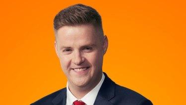 Tom Ballard's ABC show Tonightly has been axed.