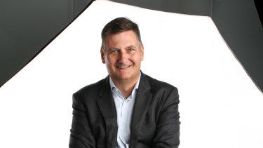 SocietyOne chief executive Mark Jones.