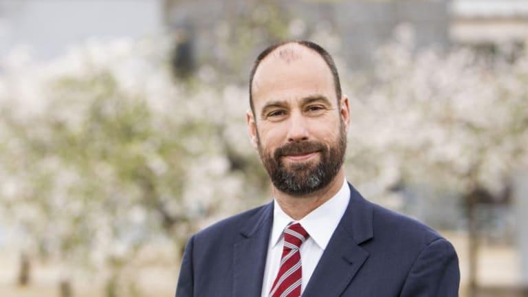 Professor John Howe from the University of Melbourne.