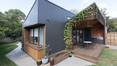 Sawtooth House, O'Connor. Architects: Judd Studios.