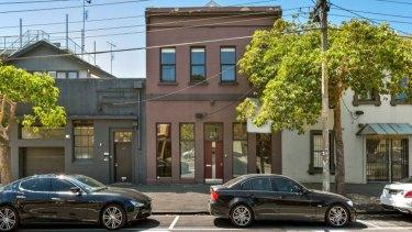 229-231 Moray Street, South Melbourne.