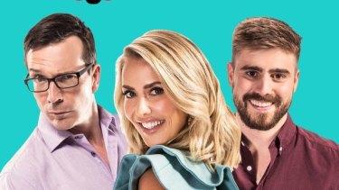 Hit 105 has toppled Nova's breakfast dominance in the latest radio ratings.