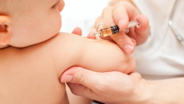 Women are urged to be vaccinated during pregnancy as babies cannot be immunised against flu until six months.