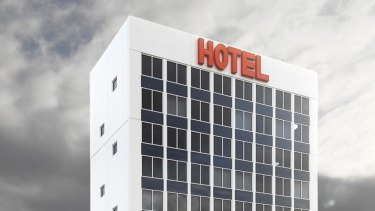'Hotel' on EastLink.