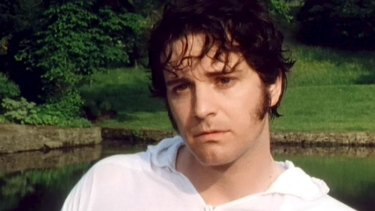 Lust for for the character of Mr Darcy in Jane Austen's 1813 novel Pride and Prejudice - Colin Firth, pictured here, portrayed him in the 1995 BBC television adaptation of the novel - has weathered all kinds of cultural changes.