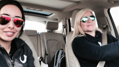 Why do the wives and daughters of Dubai's Sheikh Mohammed keep trying to escape?