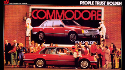 Why the Holden Commodore ran out of road