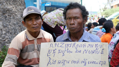 'Important precedent': ANZ pays Cambodian families hurt by project it funded
