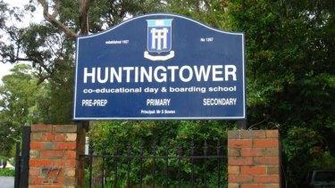 Huntingtower School in Mount Waverley.