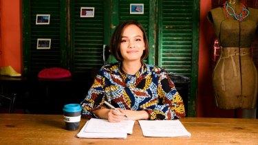 QUT law student Sariah Christensen established the university's Dungeons & Dragons Guild last year.