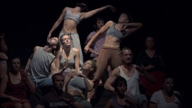 One Infinity at Sydney Festival will combine contemporary dance and audience participation.