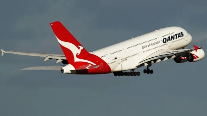 'A significant day for aviation': Qantas launches zero garbage flight