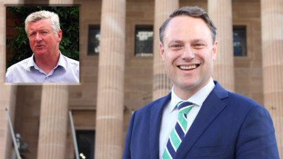 Schrinner claims victory in Brisbane mayoral race as Condren concedes