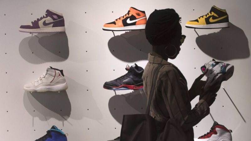 c2327c303341de Sneakers are now trading like stocks