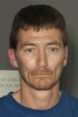 Adam Cruickshank, 43, who police say has a medical condition and may be having trouble walking.