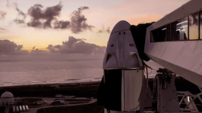 Historic SpaceX rocket launch delayed due to bad weather