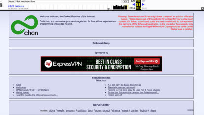 'Cesspool of hate' website used by El Paso shooter suffers outages after provider pulls plug