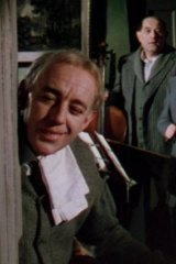 Alec Guinness in <i>The Ladykillers</i>.