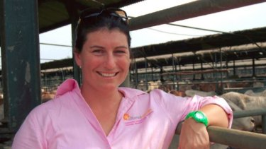 Catherine Marriott Catherine Marriott former WA Rural Woman of the Year winner, who complained about Barnaby Joyce.