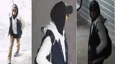 Police have released CCTV images of a man they wish to speak to in relation to the May 2018 incident.