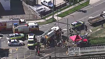 Brisbane train crossing where woman died did not meet Australian standard