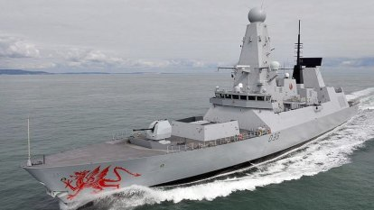 'Categorically untrue': London denies Russia's claims it expelled British navy warship