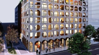 Public housing meets private market in new central Perth tower