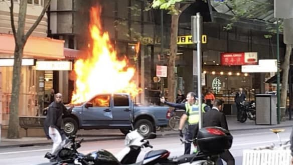 Day two: the Bourke Street terror attack: what we know so far