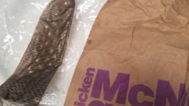 McDonald's apologises after toddler found sucking on condom in Perth restaurant
