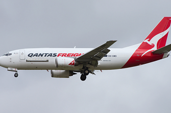A pilot was incapacitated on the Qantas flight
