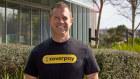 Coverpay managing director Steve Gilbert.